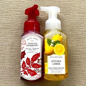 Bath & Body Works Foaming Hand Soap Set NWT